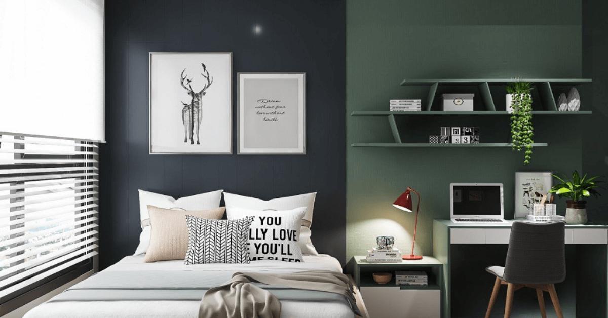 bedroom wall colors
