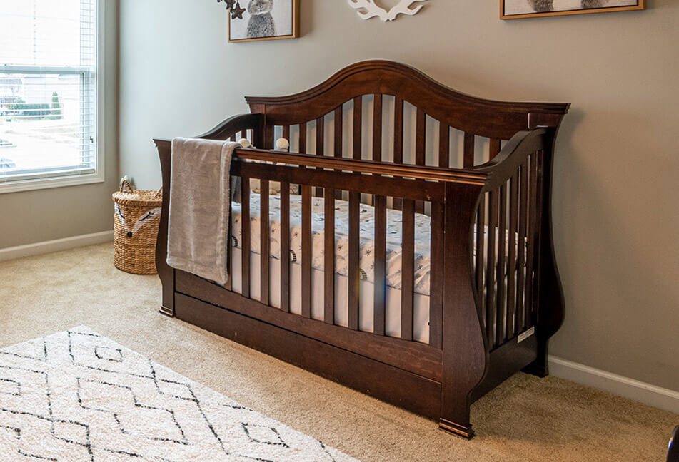 Easy steps to turn graco crib into toddler bed